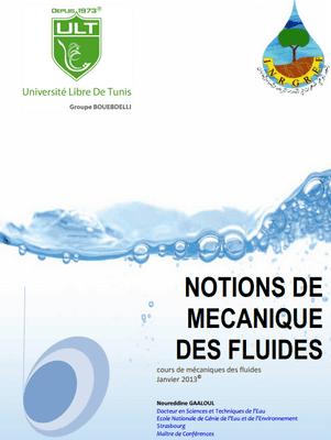 Notions de Mécanique des Fluides