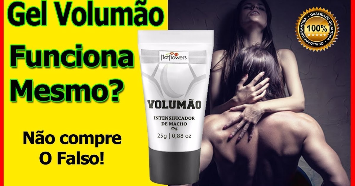💎Gel Volumão Original-Gel Volumão-funciona📐