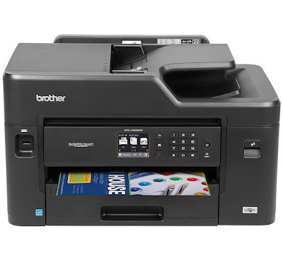 The Brother Business Smart Series is designed for maximum efficiency Brother MFC-J5330DW Software Driver Downloads
