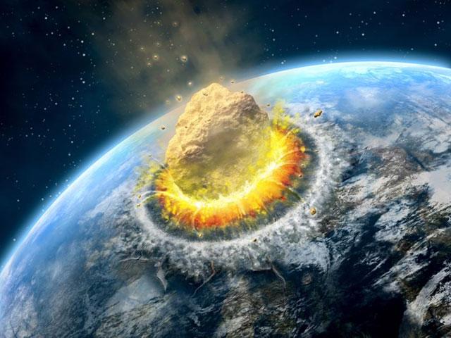 asteroid Chicxulub