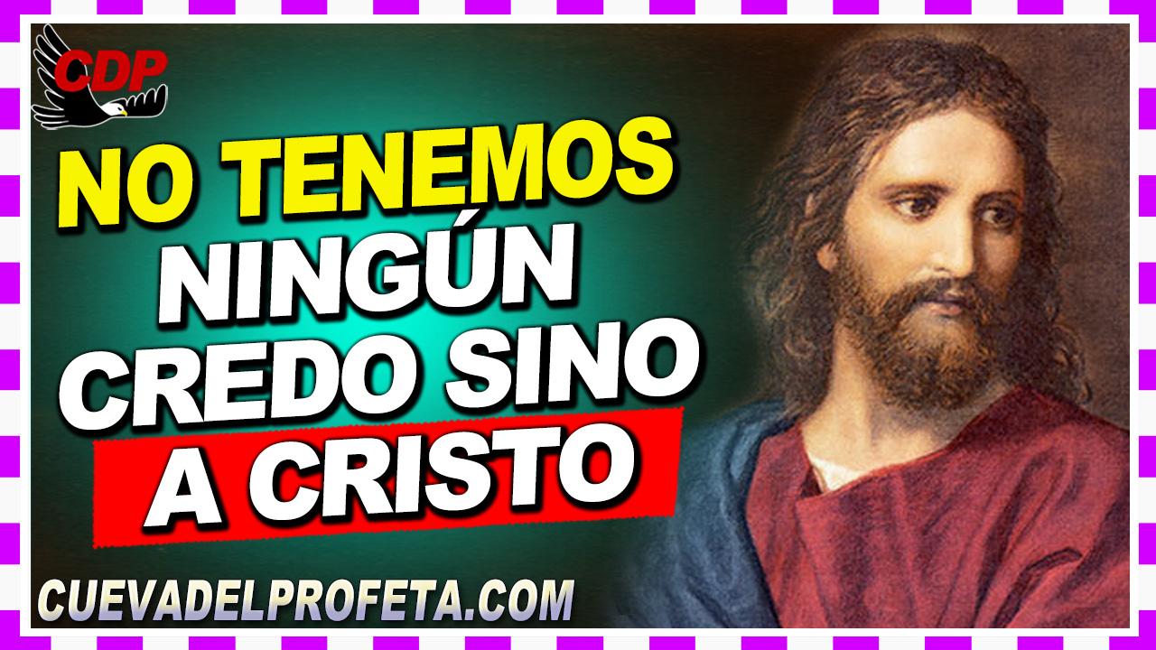 No tenemos ningún credo sino a Cristo - William Branham en Español