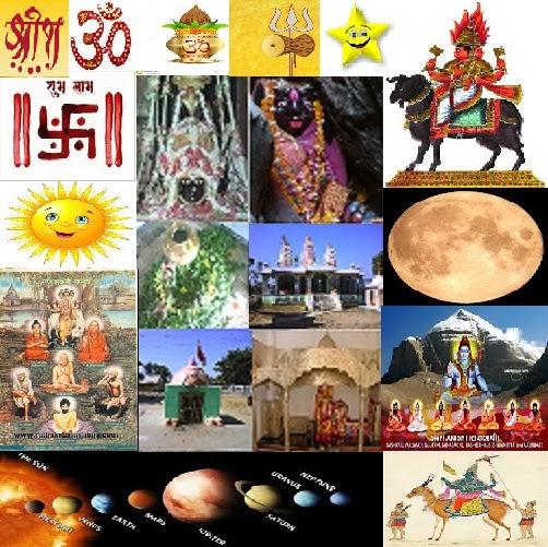 Faith AND Patience: Maa Durga Gujarati Aarti In English