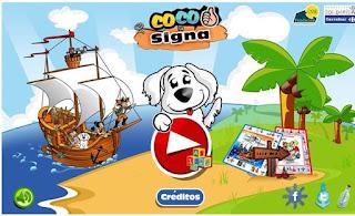 Tecnología para el Aprendizaje. Coco Signa, la App con la que aprender la Legua de Signos Española