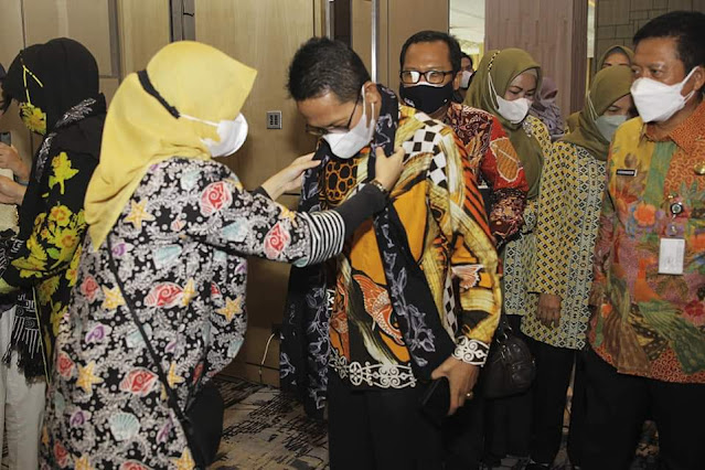 Hadiri Gebyar Melayu Pesisir II, Amsakar Dorong UMKM Terus Berbenah