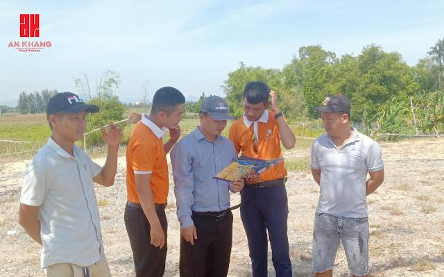 Tham quan thực địa dự án Ngọc Dương Riverside,