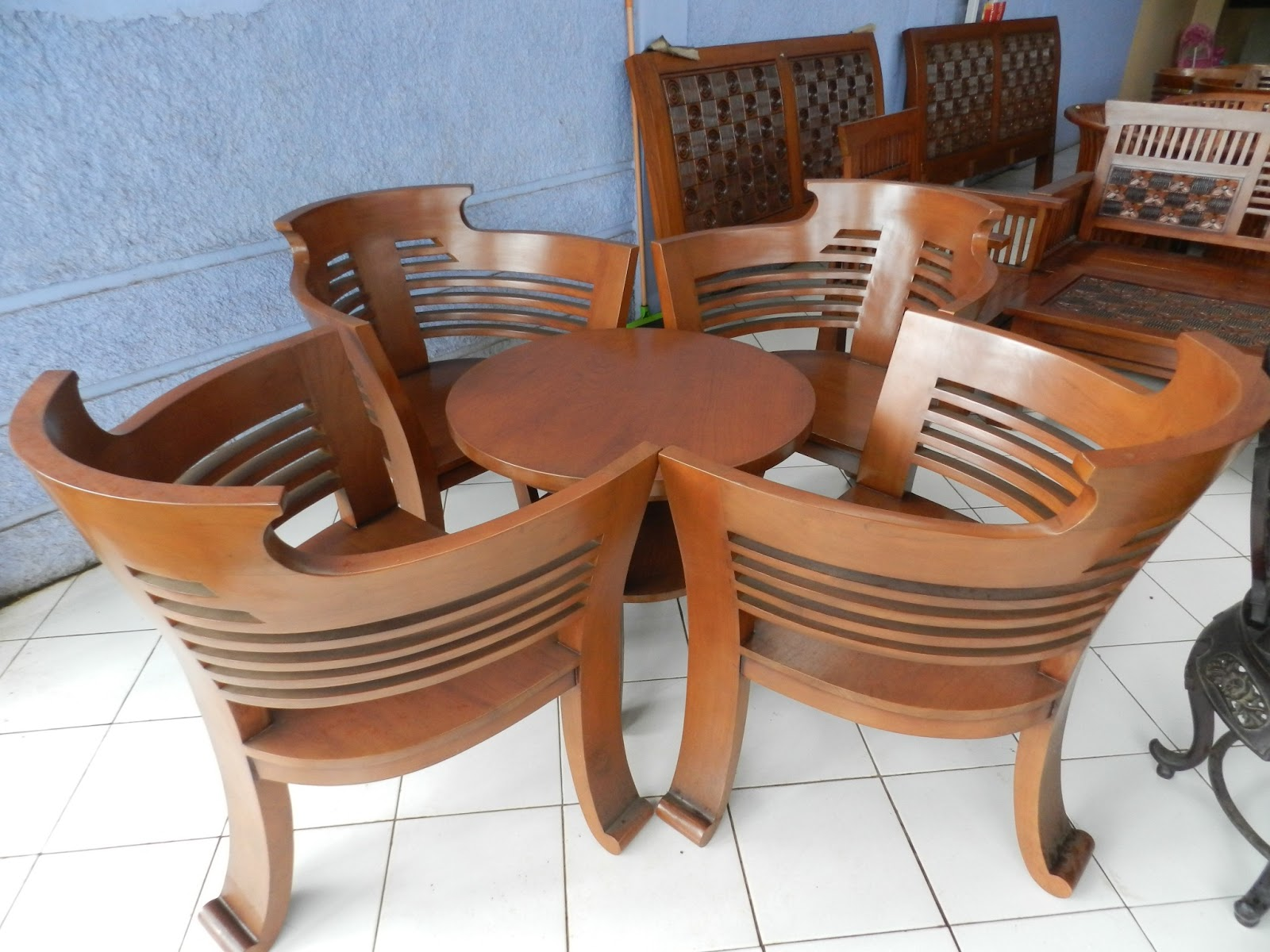 meubel jati indah furniture jepara