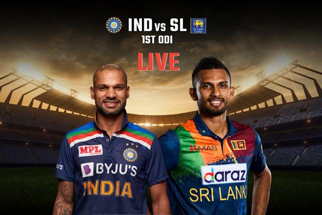 IND vs SL ODI & T20 Match 2021 LIVE Streaming Online & Telecast TV Channel details