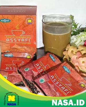 Kopi Pracampuran Assyafi 5 Sachet