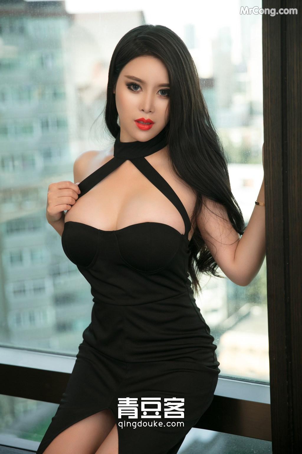 Image QingDouKe-2017-11-05-Ke-Rui-Na-MrCong.com-012 in post QingDouKe 2017-11-05: Người mẫu Ke Rui Na (可蕊娜) (48 ảnh)