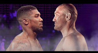 Anthony Joshua: I'll quit if you go beyond third round, Fury blow hot