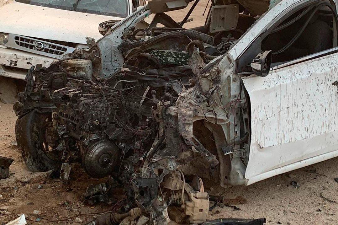"""Estalla """"auto bomba"""" frente a sede de autodefensa en Acapulco"""