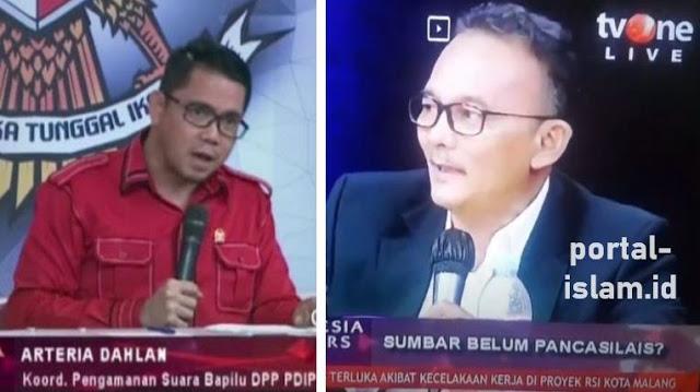 Sebut Kakeknya Saudagar bukan PKI, Arteria PDIP Minta Telepon Pak Hasril Suruh Ngeralat