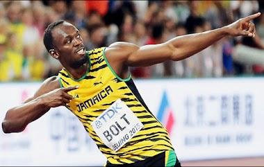 5 razones para ser fanático de Usain Bolt