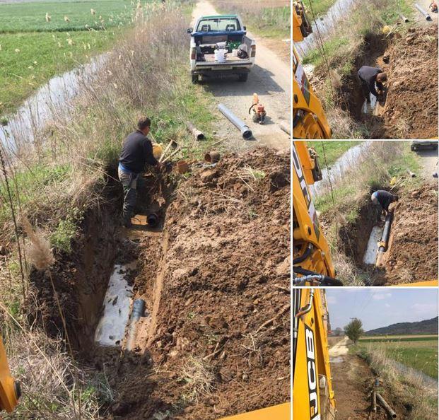 Δεν  σταματούν τα συνεργεία του Δήμου Σουφλίου που είναι κάθε μέρα στις επάλξεις και δουλεύουν ακατάπαυστα!!