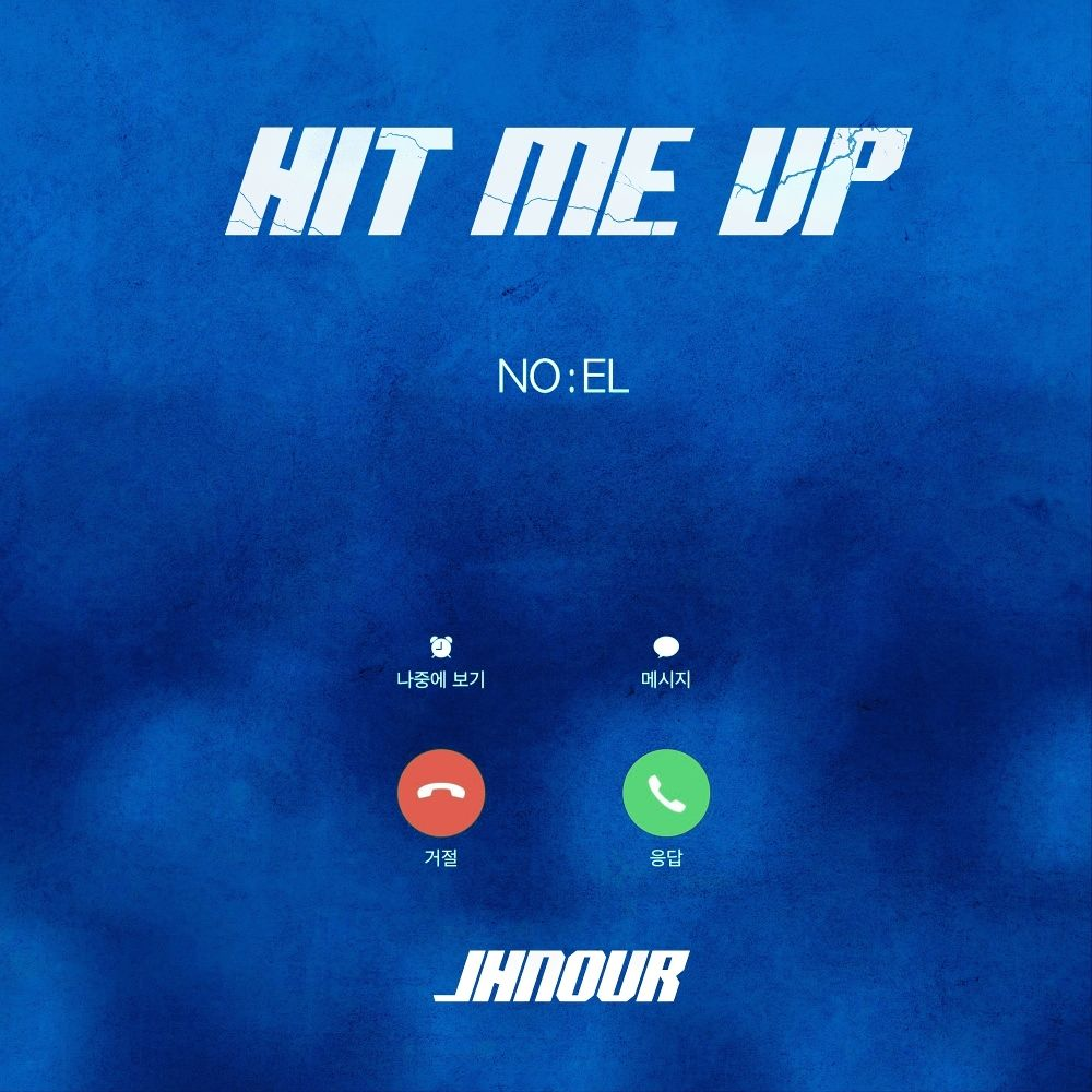Jhnovr – Hit Me Up (Feat. NO:EL) – Single