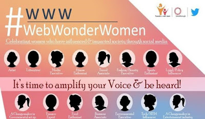 "Women and Child Development Ministry launches ""Web- Wonder Women"" Campaign"