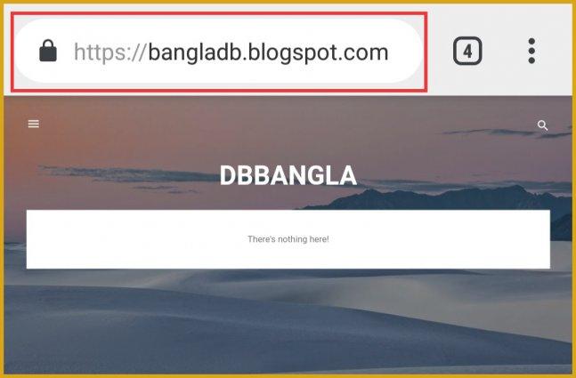 Blogspot-subdomain