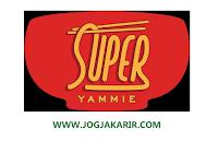 Loker Jogja Agustus 2020 di Warung Super Yammie