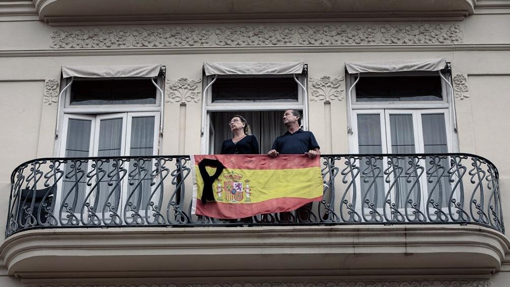 España inicia diez días de luto