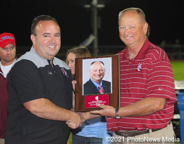 Stan Harper inducted into SJO Hall of Fame