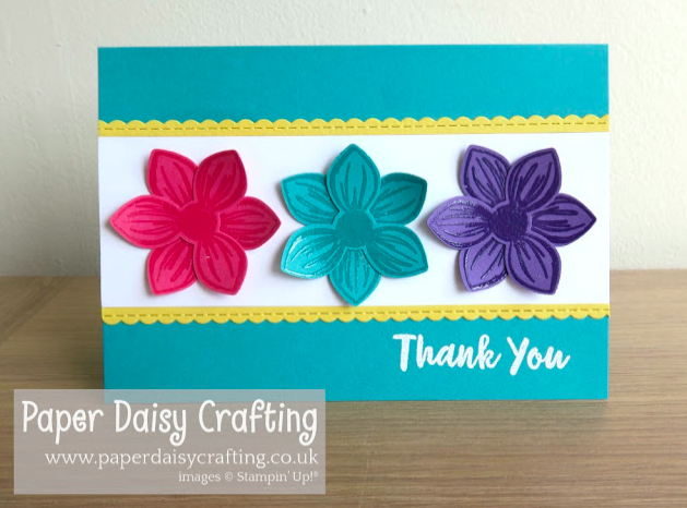 Nigezza Creates & Paper Daisy Crafting Stampin Up Demos Floral Essence