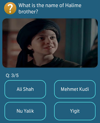 What is the name of Halime brother?