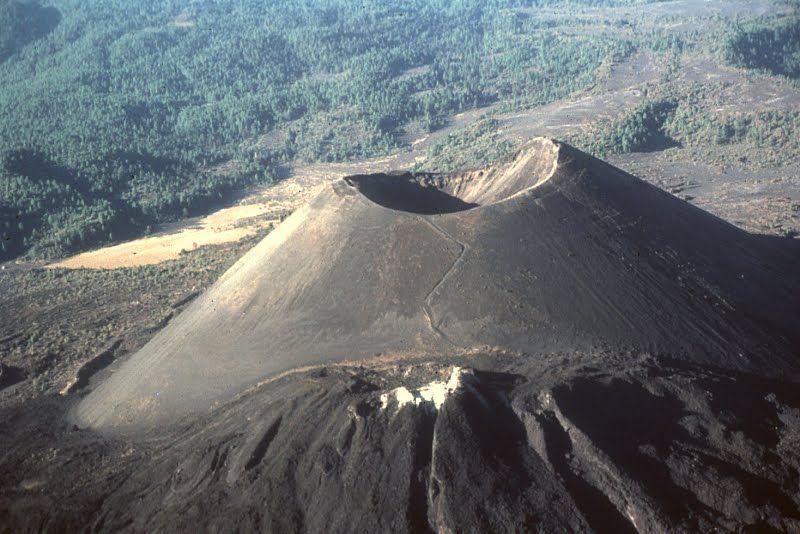 Parícutin Volcano - Mexico