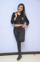 Neha Deshpandey in Black Jeans and Crop Top Cute Pics Must see ~  Exclusive Galleries 004.jpg