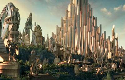 Kota-kota Mitologi - Asgard