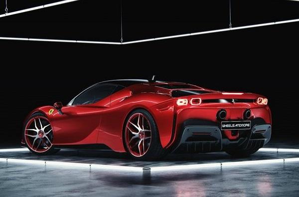 Wheelsandmore Ferrari SF90 Stradale