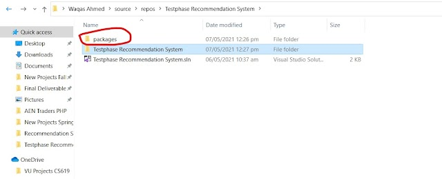 How to Reduce Visual Studio Projects Size With 100% Safe Method