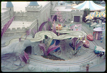 Vintage Disneyland Tickets 2012