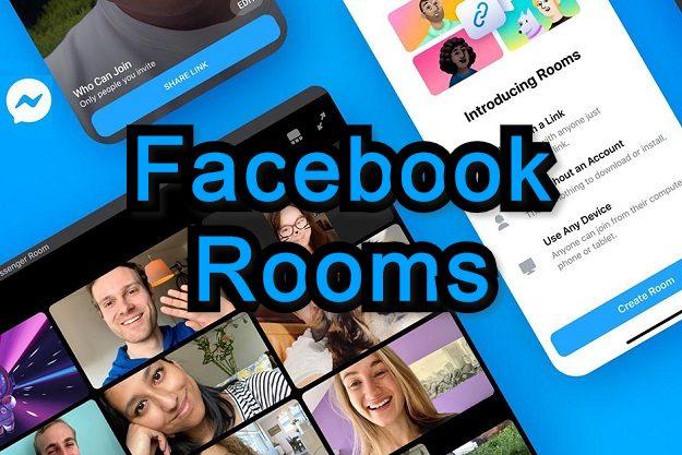 νέα λειτουργεία facebook τηλεδιάσκεψη βιντεοκλήση