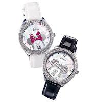 Disney Mickey Amp Minnie Mouse Holiday Watch Avon Disney
