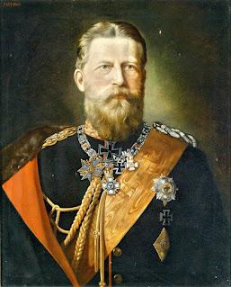 Minna Pfüller: Kaiser Friedrich III., König von Preußen. 1888