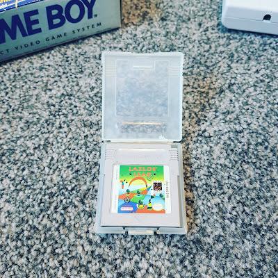 Lazlos' Loop for the Nintendo Game Boy