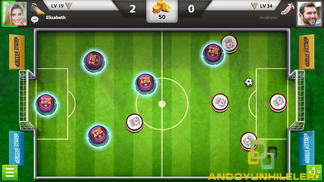 Soccer Stars Mega Hileli APK