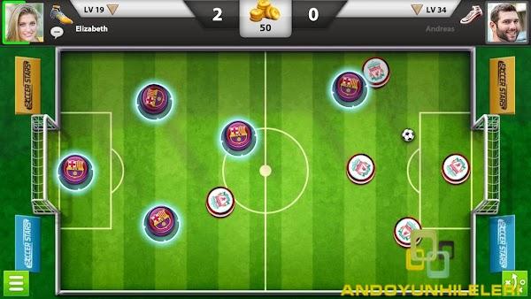 Soccer Stars Mega Hileli APK v4.4.4