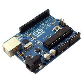 La tarjeta Arduino UNO, la más conocida y empleada en proyectos de electrónica.