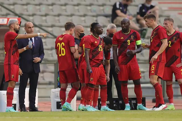 Belgium team the favourites to win the Euro 2020 live on KTN