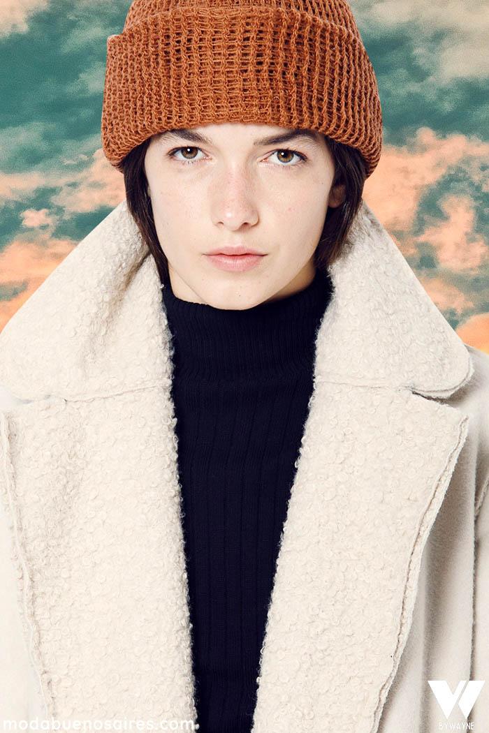 Tendencias de moda invierno 2021 mujer argentina
