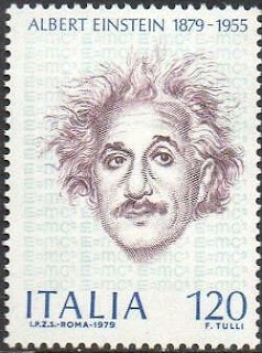 Italy 1979 Birth Centenary of Albert Einstein