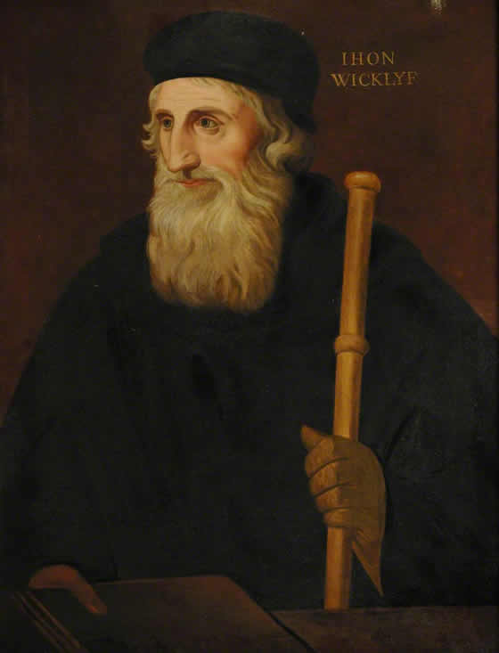John Wycliffe - Church Leader