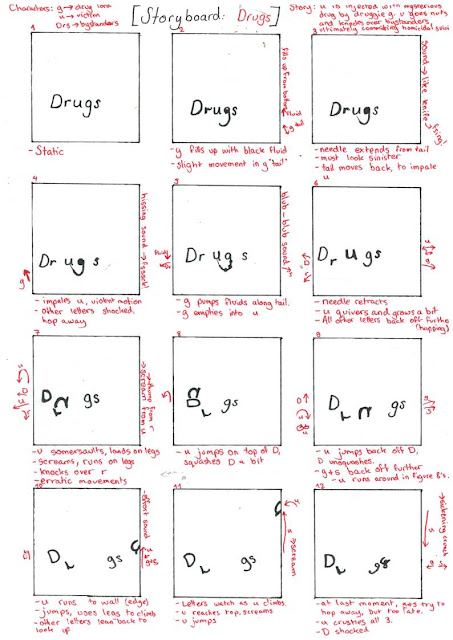 6 Project Storyboard Free Sample Example Format Download Next