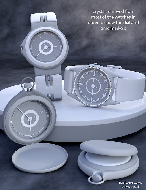 Luxury Watches for Genesis 8 Male