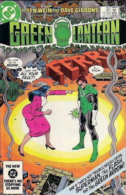 Green Lantern By Dave Gibbons