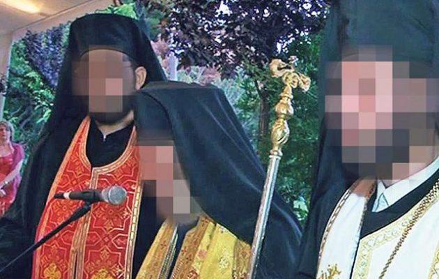 «Μαϊμού» παπάδες πάντρευαν ζευγάρια σε κτήμα στη Βαρυμπόμπη – Άκυροι 50 γάμοι