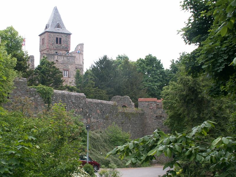 Darmstadt Germany Frankenstein's Castle