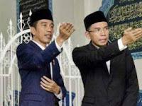 Tepis Isu Kriminalisasi Ulama, TGB Sebut Jokowi Paling Banyak Kunjungi Pesantren