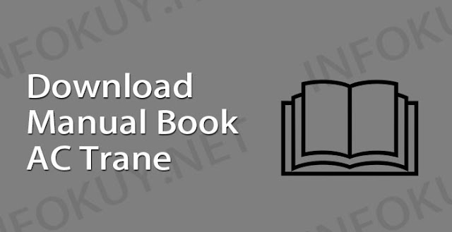 download manual book ac trane